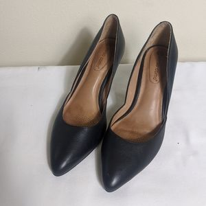 Corso Como•Pointed Toe Leather Pumps sz 6.5M
